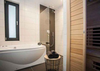 Vakantiehuis Alexander Winterberg badkamer